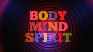 Intuition = body + mind + spirit
