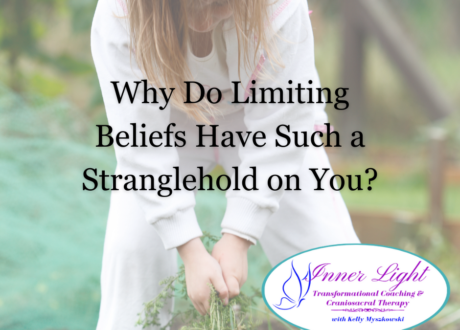 Why DO Limiting Beliefs Have a Stranglehold on Your Potential?
